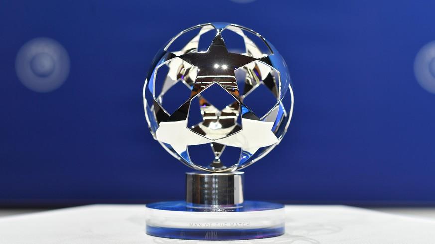 Vorm Achtelfinale: Uefa stellt Neuerung in der Champions League vor