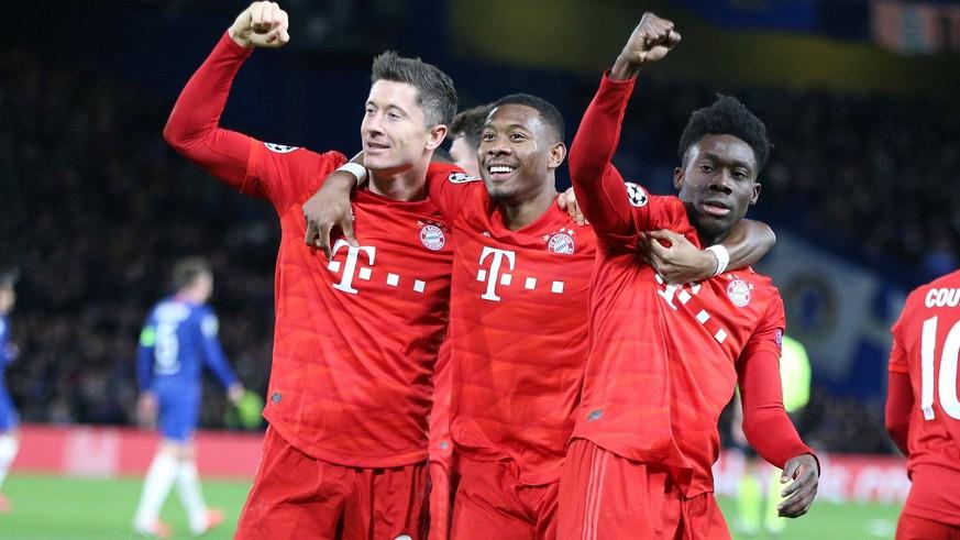 Ein Bayern-Star macht Hoffnung, dass der FC Bayern den Titel holen kann