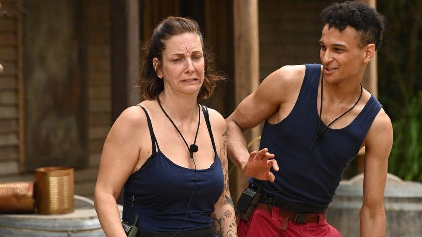 Dschungelcamp: Zuschauer verachten Danni für Aussage über Prince Damien