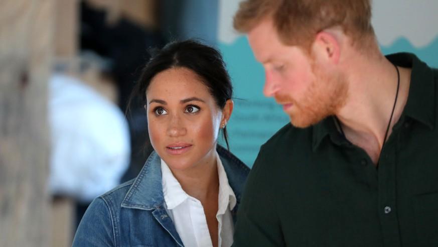 Royals: Meghan beschwert sich angeblich und teilt gegen Queen aus