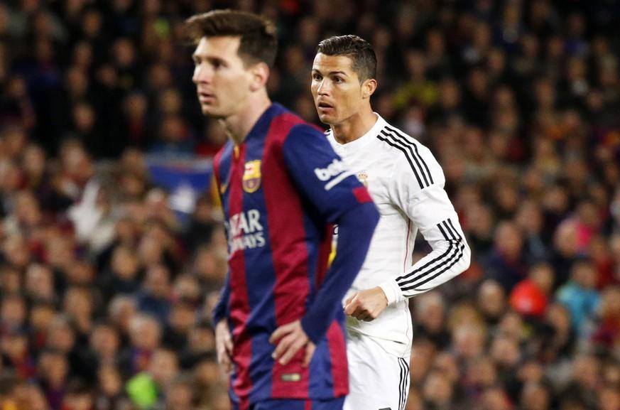 Messi oder Ronaldo? Wissenschaftler finden mit neuer Formel heraus, wer besser ist