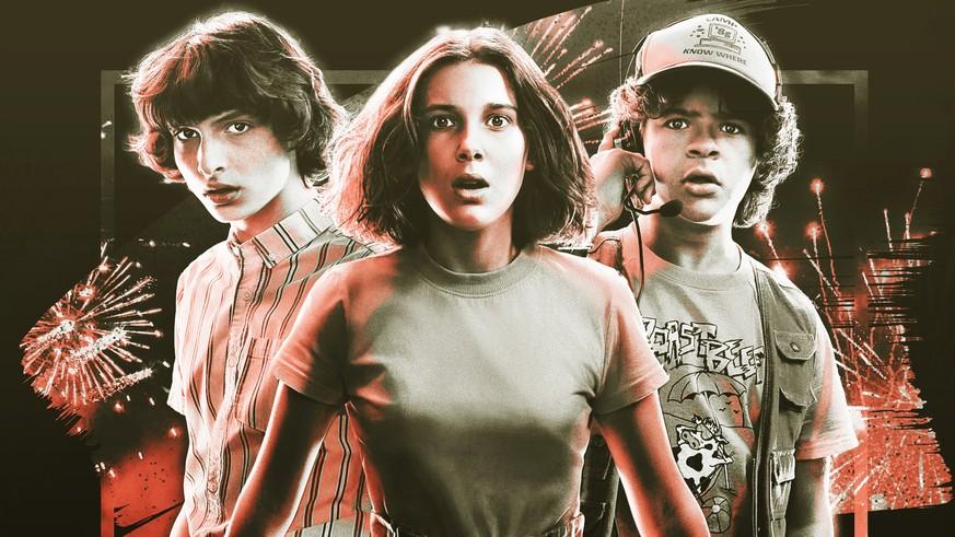 Stranger Things Staffel 3 Start