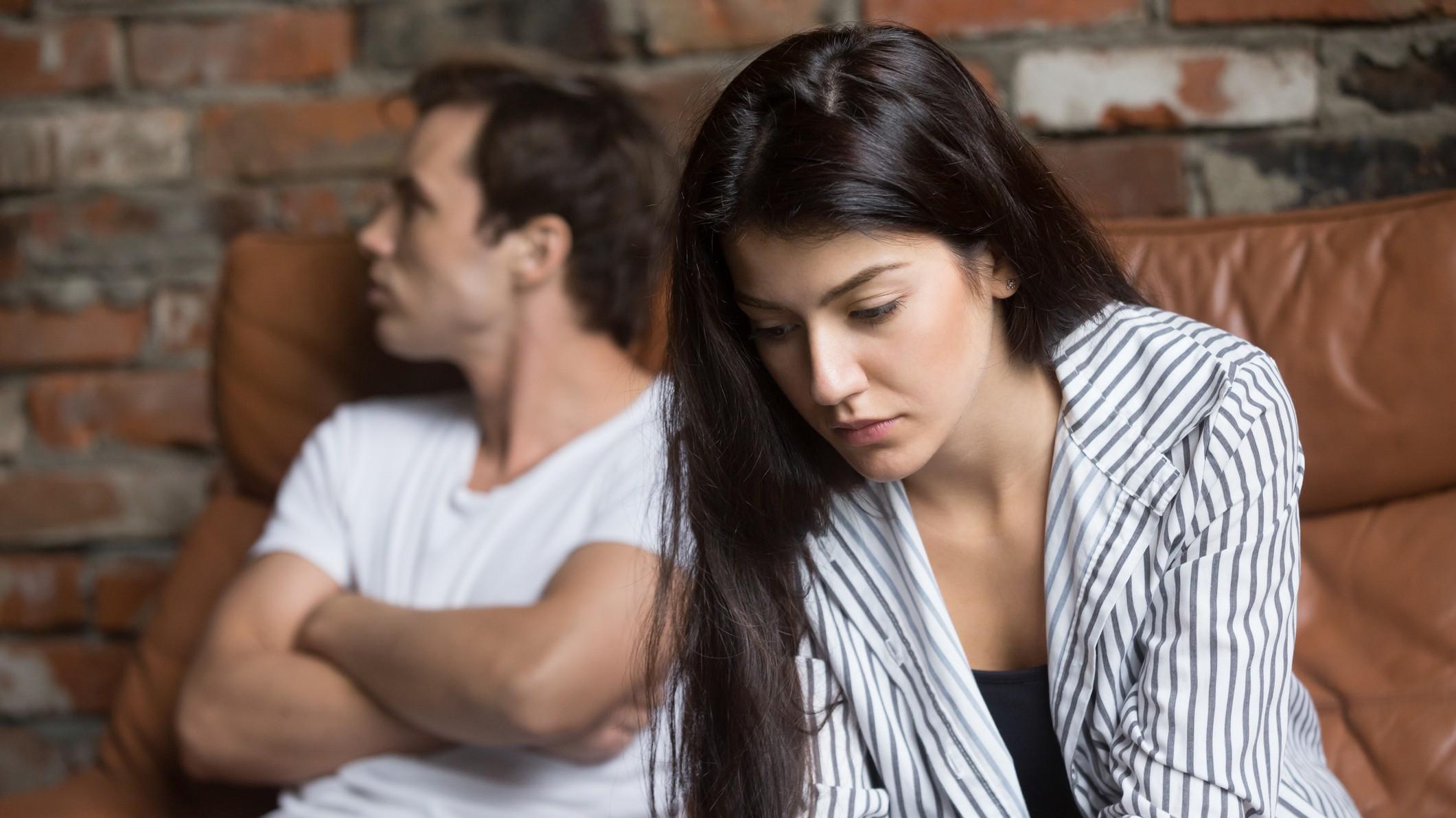 Daran erkennst du, dass du mit deinem Partner schon innerlich Schluss gemacht hast
