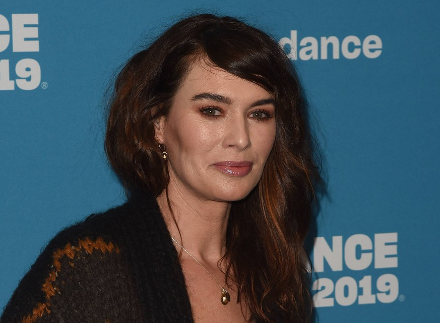 PARK CITY, UT - JANUARY 28: Lena Headey attends the Surprise Screening Of Fighting With My Family during the 2019 Sundance Film Festival at The Ray on January 28, 2019 in Park City, Utah. Photo: imageSPACE/MediaPunch PUBLICATIONxINxGERxSUIxAUTxONLY Copyright: ximageSPACEx