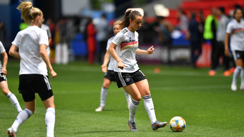 Frauen Wm 2019 Beule Was Die Deutschen Spielerinnen Unter