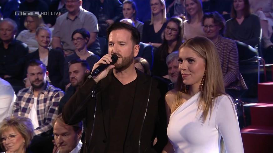 """Peinlicher Moment bei """"Let's Dance"""": Publikum lässt Wendler und Pocher auflaufen"""