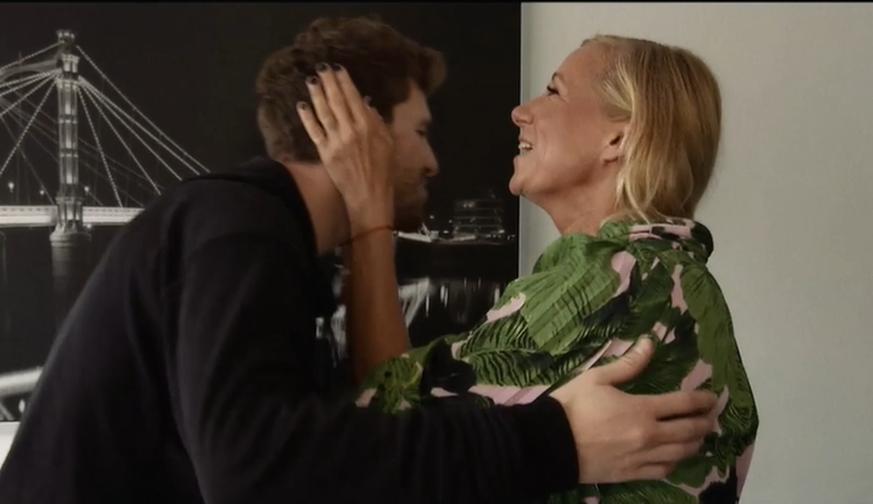 """Luke Mockridge traf Kiwi noch kurz vor Auftritt: Wie er beim """"Fernsehgarten"""" alle täuschte"""
