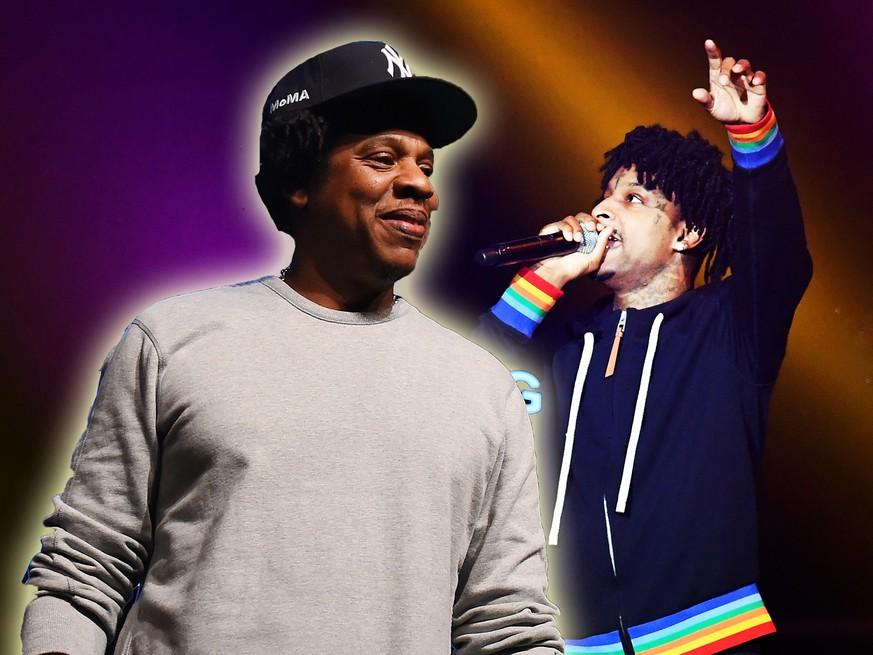 Großbritannien - Jay-Z schickt festgenommenem Rapper Anwalt zu Hilfe