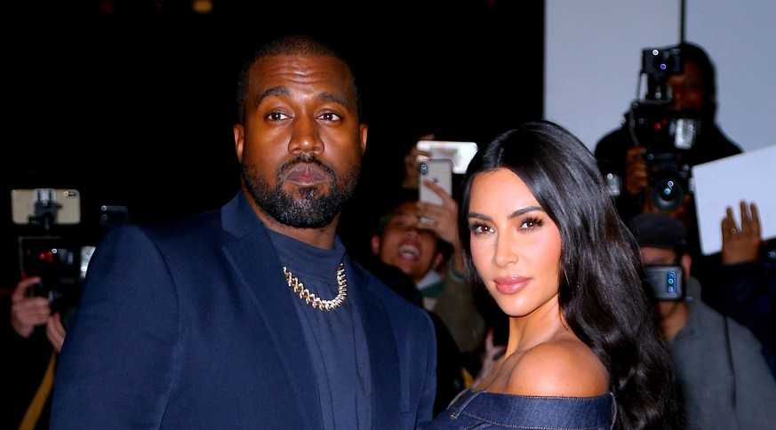 Kim Kardashian and Kanye West attend the WSJ. Magazine 2019 Innovator Awards at the Museum of Modern Art in New York City, NY, USA on November 6, 2019. Photo by Dylan Travis/ABACAPRESS.COM |