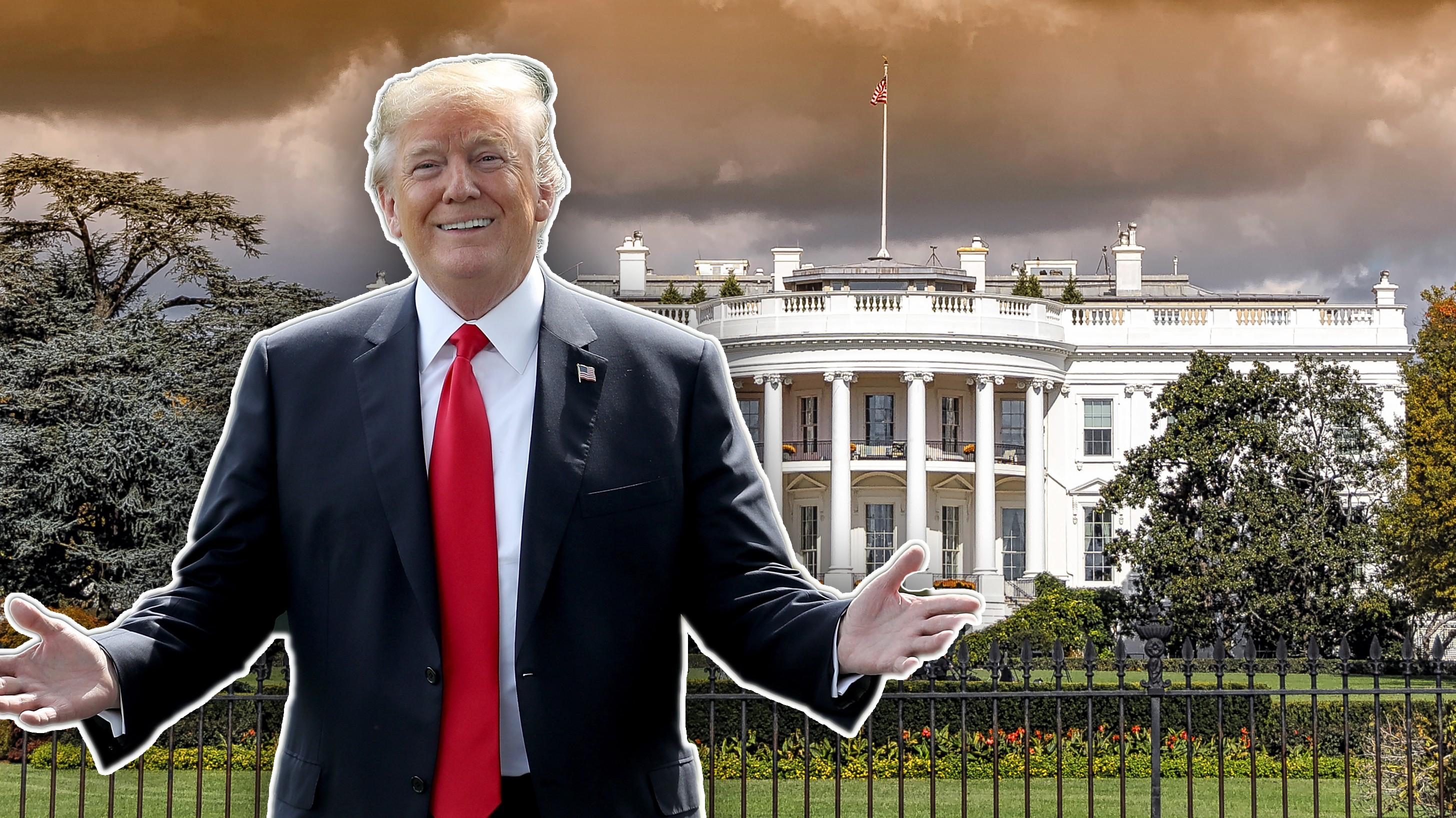 """""""Ihr seid ein Haufen Trottel!"""" Als Trump vor seinen Generälen ausrastete"""