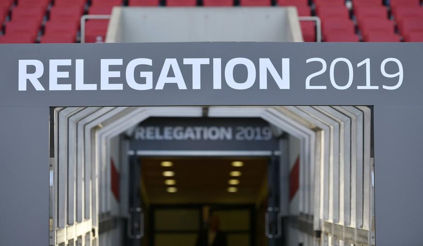 Relegation 2021 Im Tv