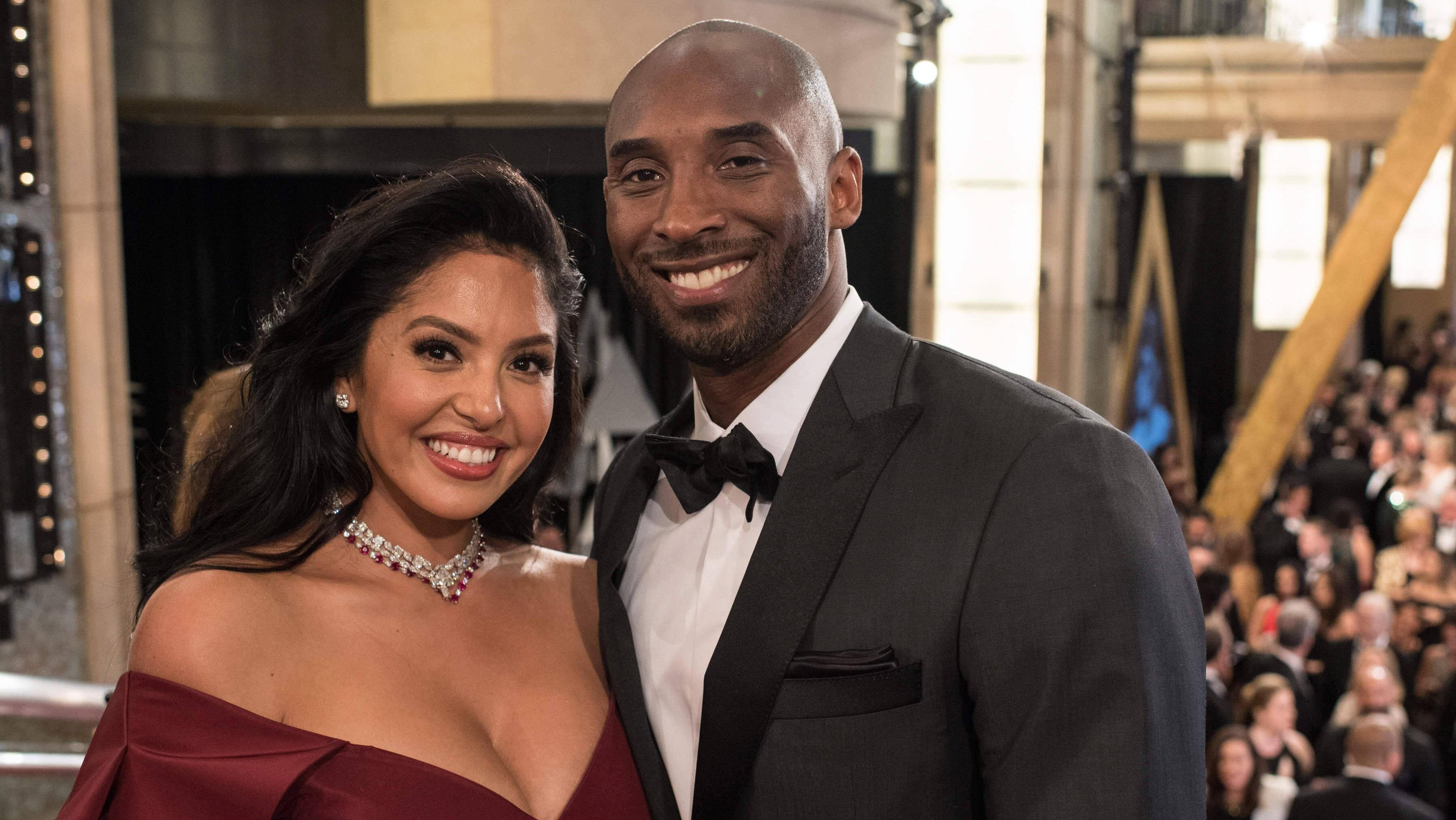 Kobe Bryant: Der geheime Heli-Deal zwischen ihm und seiner Frau