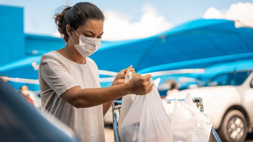 Bis zu 350 Euro Strafe: Chile verbietet sämtliche Plastiktüten