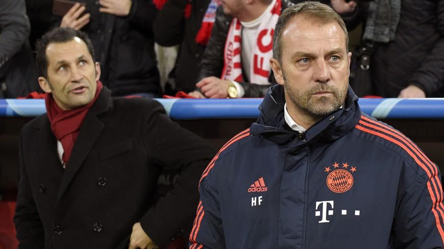 FC-Bayern-Insider über den Machtkampf zwischen Flick und Salihamidzic