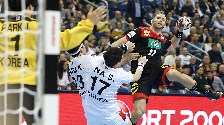 Handball Wm Deutschland Korea
