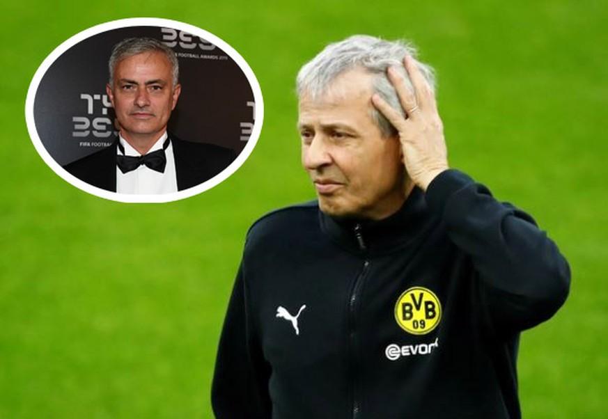 Image result for mourinho dortmund