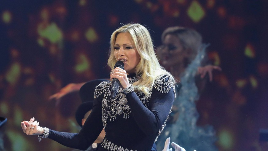 Zdf Helene Fischer Receives Unexpected Guest Both Have A History