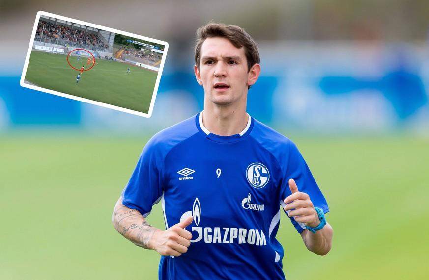 Ein Omen? Schalkes 13-Millionen-Euro-Einkauf schießt im ersten Spiel voll daneben