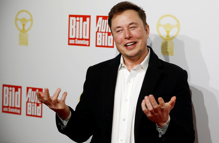 Tesla-Chef Musk zieht es nach Berlin