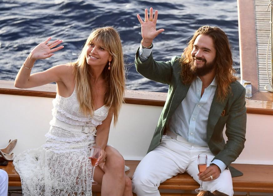 Heidi Klum meldet sich erstmals nach Hochzeit selbst zu Wort – und verrät ihren Nachnamen