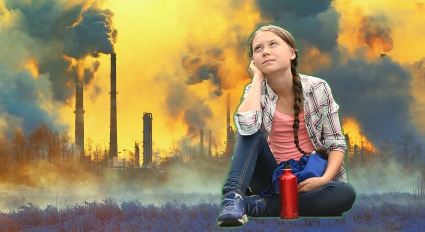 Greta will ihre Revolution in die USA exportieren – doch so einfach ist das nicht
