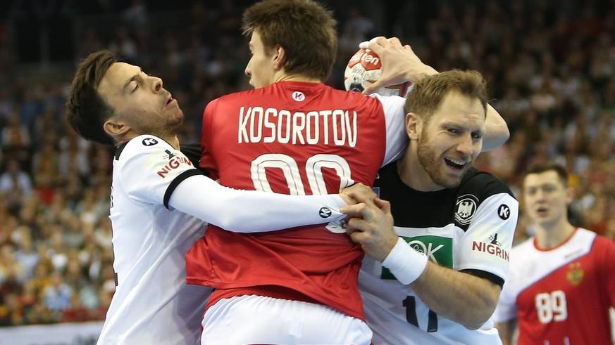 Handball Wm 2019 Deutschland Verspielt Sieg Gegen Russland Watson