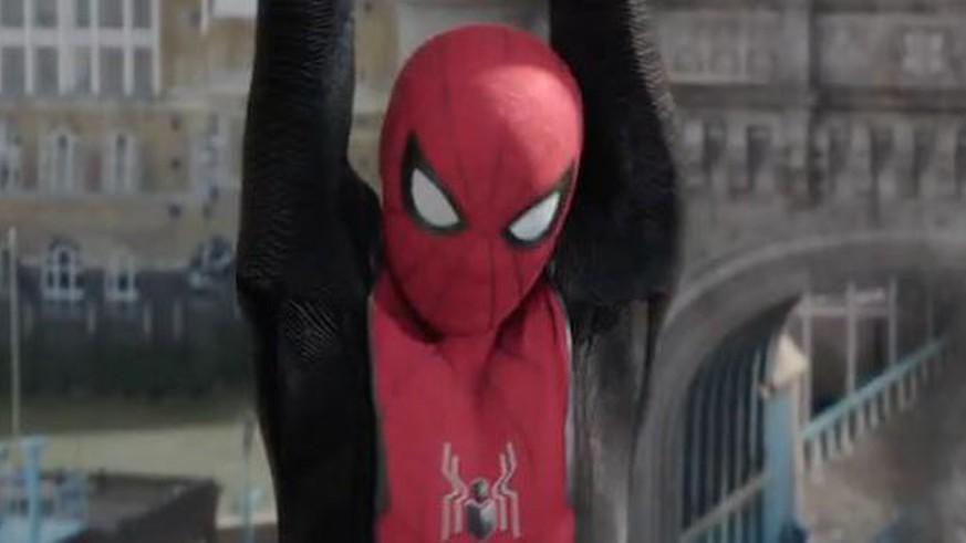 Spiderman Lebt Und Was Der Erste Trailer Zu Spiderman Far From
