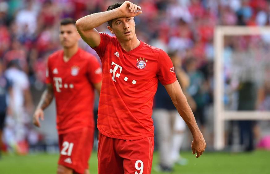 FC Bayern und Lewandowski: Warum der Verein bald ein großes Problem hat