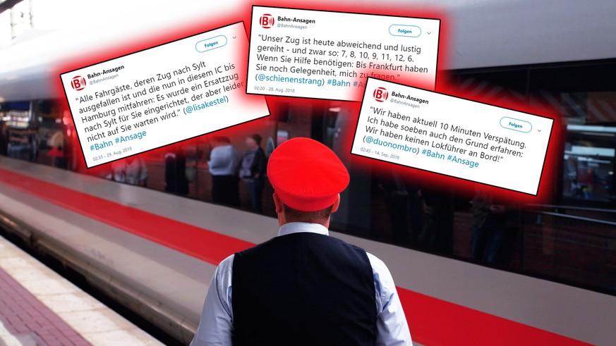 Deutsche Bahn 20 Durchsagen Nach Denen Selbst Der Genervteste Passagier Lacht Watson