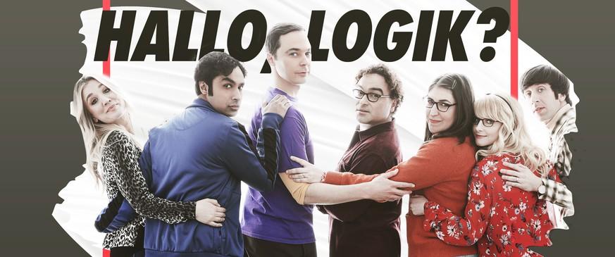 """""""Big Bang Theory"""": Die letzte Staffel! 6 Logikfehler, die dir entgingen"""