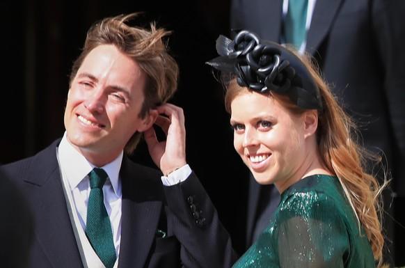 Eduardo Mapelli Mozzi e la principessa Beatrice sono recentemente diventati genitori di una figlia per la prima volta.