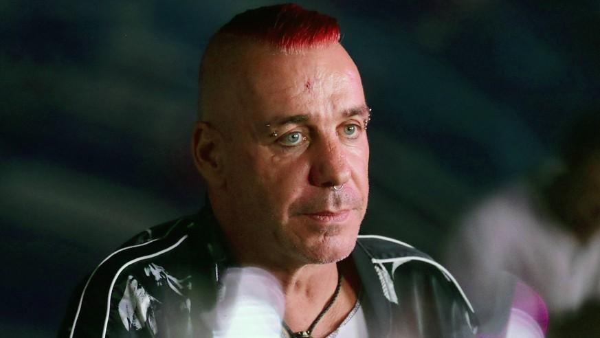 Krankenhaus-Aufenthalt: Rammstein-Sänger Till Lindemann meldet sich zu Wort
