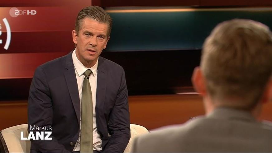 Markus Lanz stellt Virologe Falle – dann stichelt der gegen Drosten
