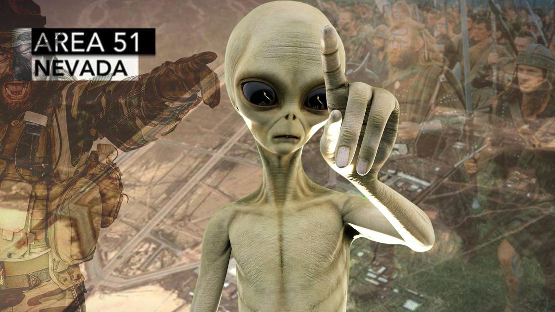 Aliens, wir kommen! Deshalb wollen eine Million Menschen die Area 51 stürmen