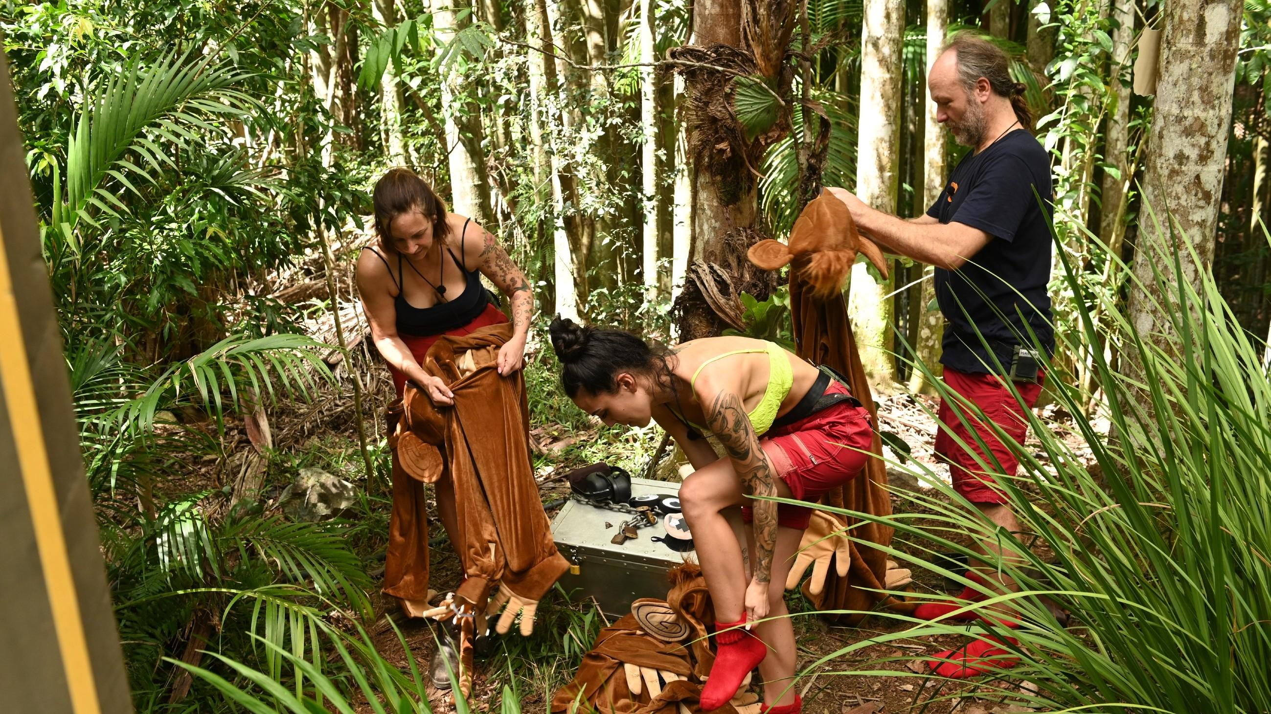Dschungelcamp: Danni begeht Regelverstoß – und die Zuschauer flippen aus