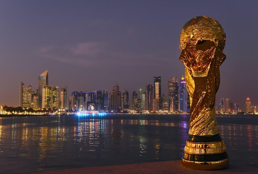 Wm 2022 In Katar Nur Acht Tage Zwischen Bundesliga Und Wm