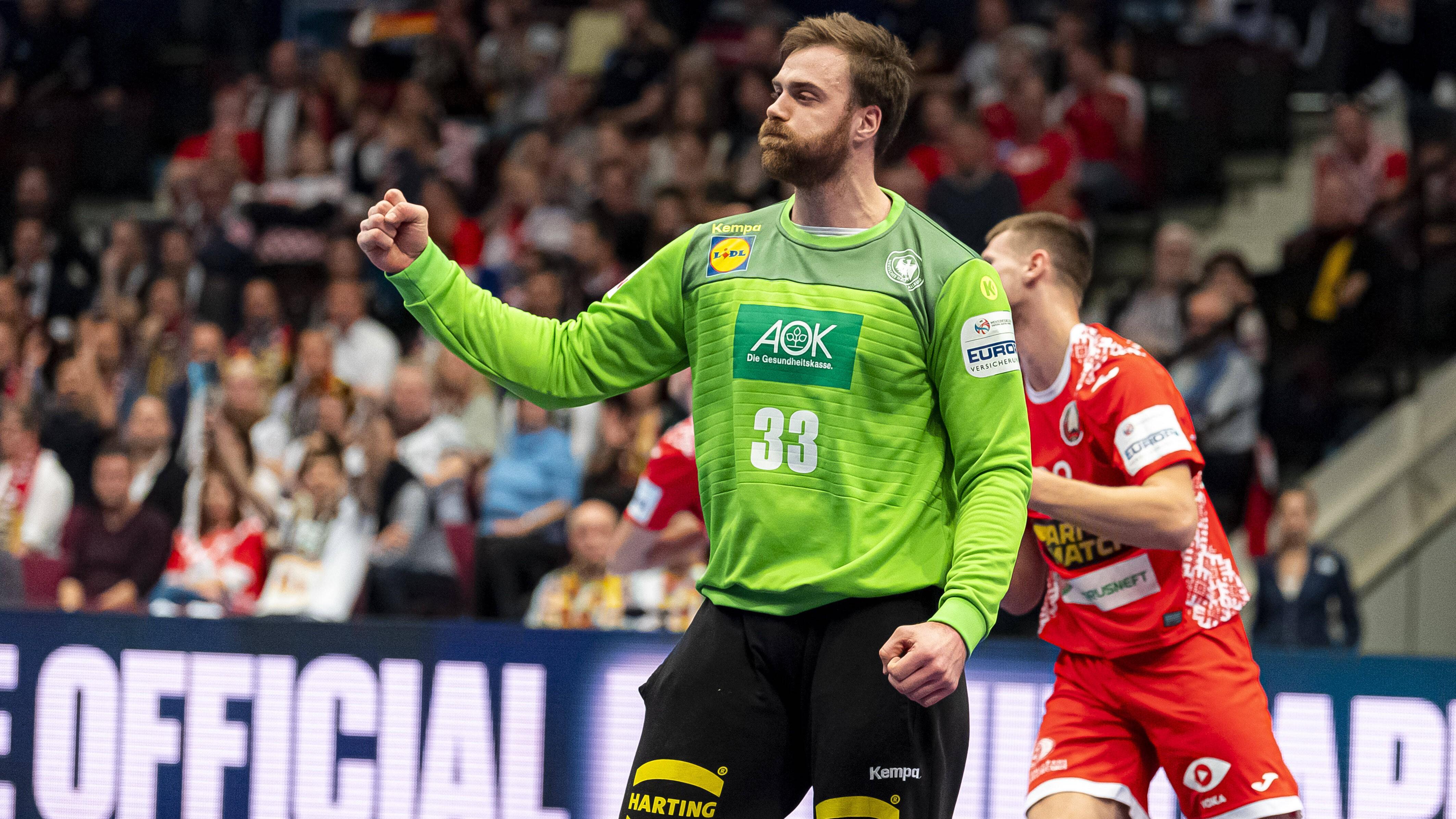 Durchatmen! Deutschland startet mit souveränem Sieg in EM-Hauptrunde